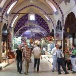 Bodrum Overdekte Bazaar.