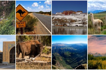 Top 7 cycling experiences.
