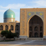 Registan, Samarkand.