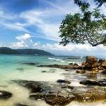Tanjung Aru, Borneo.