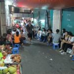 Five Boy smoothie shop, HCMC.