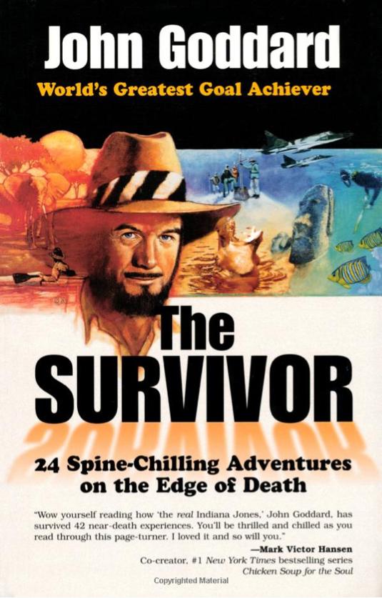 The Survivor, by John Goddard.