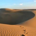 Sand Dunes of Mui Ne.