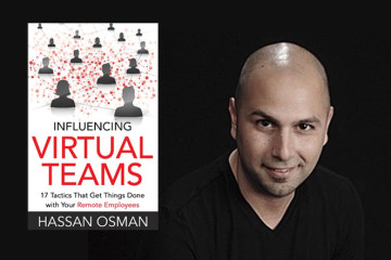 Hassan Osman, author of Influencing Virtual Teams.