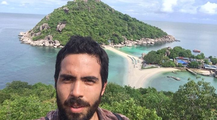 Alejandro Nuñez, Mi Viaje por el Mundo