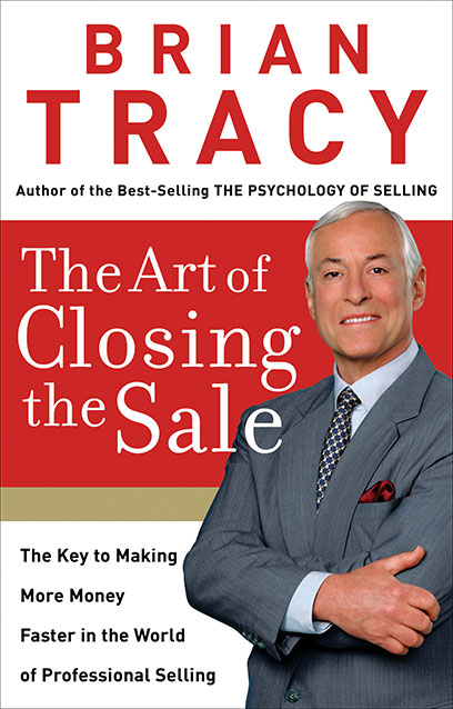 Brian Tracy, my favorite sales author.