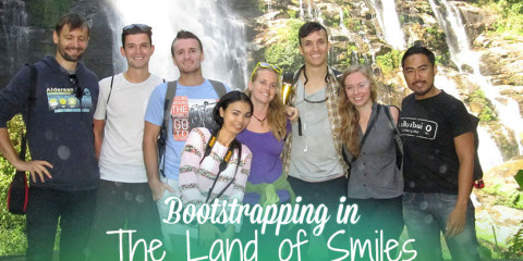 Bootstrapping your startup with digital nomads in Chiang Mai