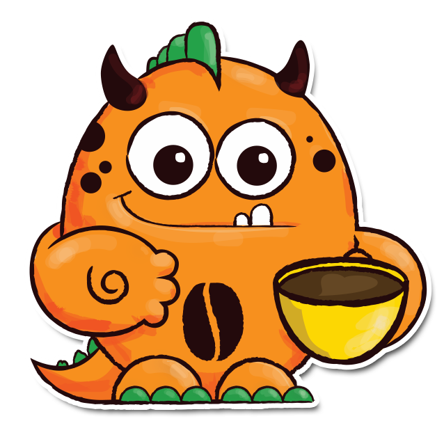 coffee-monster