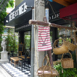 Cafe in Ari district, Bangkok.