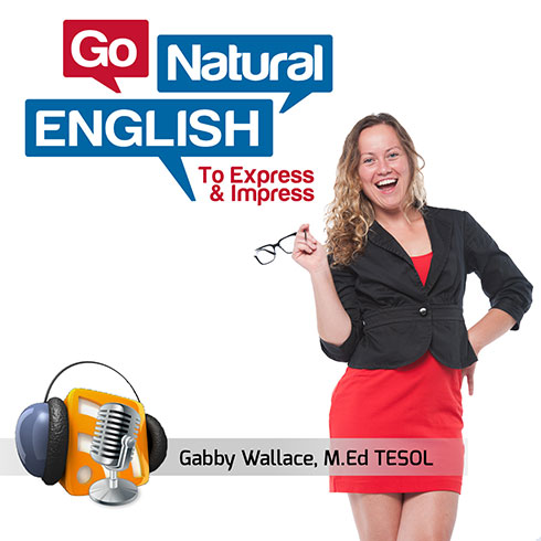 Gabrielle Wallace, founder of Go Natural English, talks with OpenWorld.