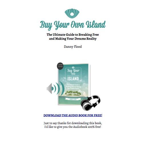 Audio book offer