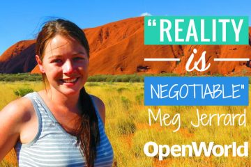 Megan Jerrard, founder of Mapping Megan.