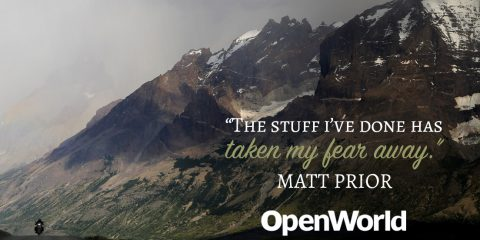 Podcast Interview with Matt Prior, founder of MP Adventure Academy.