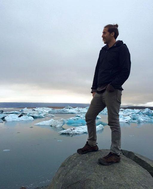 Courtlen Matthew Dimech Beckett, global explorer.