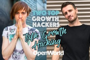 Vin Clancy and Danny Flood on the OpenWorld podcast.